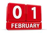 Cubes 1st February