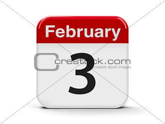 3rd February