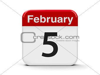 5th February