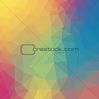 Abstract background warm texture design - vector illustration