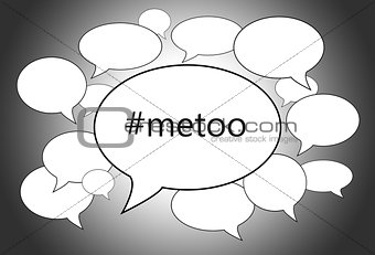 Campaign on social media, against the harassment of women