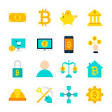 Cryptocurrency Bitcoin Objects