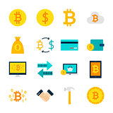 Currency Bitcoin Objects