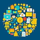 Bitcoin Circle Concept