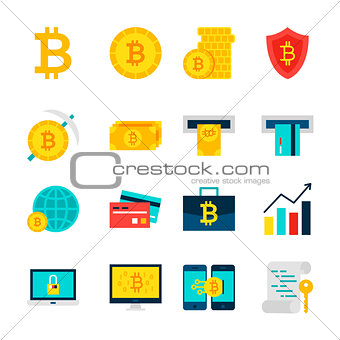 Bitcoin Currency Objects