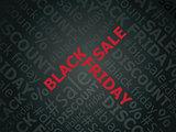 Black Friday Sale Words