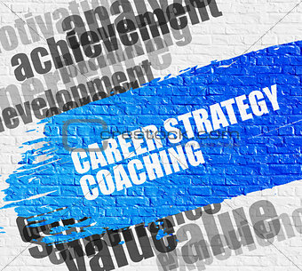Career Strategy Coaching on Brickwall.