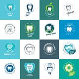 vector logo dentistry