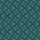 Abstract knitted green lichen pattern