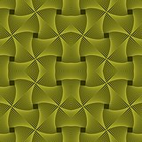 Abstract knitted swamp pattern