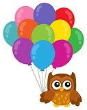 Party owl topic image 3