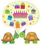 Party turtles theme image 3