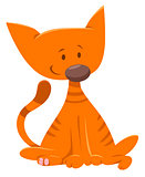 cat cartoon animal character