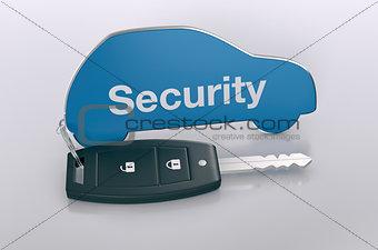 car insurance concept