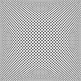 Convex square dots pattern.