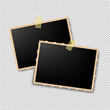 Retro Photo Frame