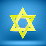 Yellow Star of David