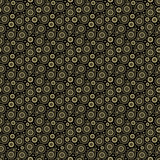 Seamless background with paisley