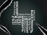 Black Friday Sale Words