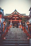 Marishiten Tokudaiji Temple, Tokyo, Japan