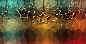 2018 Happy New Year Background for your Seasonal Flyers and Gree