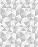 Seamless polygonal mosaic