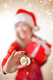 Bitcoin cryptocurrency for Christmas