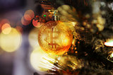 Using Bitcoin crypto currency for buying over Christmas holiday