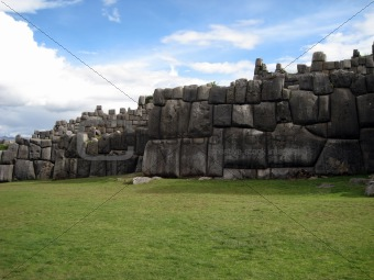 Ancient Sacsayhuaman