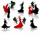 Dancing-4 (Flamenco)