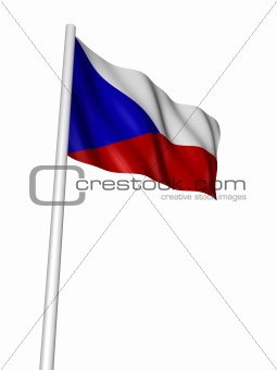 flag of czech