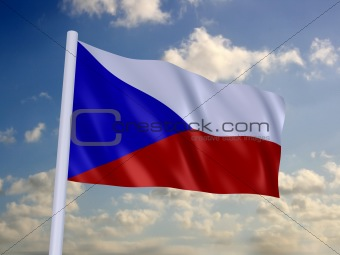 flag of czech