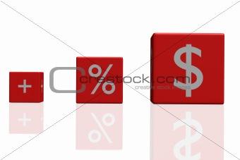 business dice