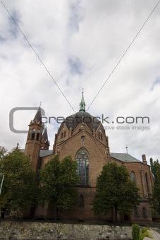 Catholic Church in Oslo Norway