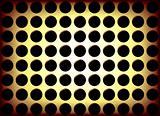 Metal Holes Background