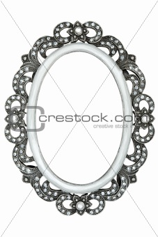 Jeweled Picture Frame