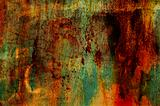 Abstract grungy and rusty background