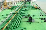 Stockphoto of pipes on vessel