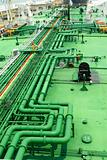Stockphoto of petrochemical pipes