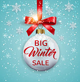 Seasonal Winter Christmas Sale