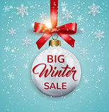 Seasonal Winter Christmas Sale