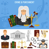Crime and Punishment Banner