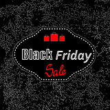 Black Friday Sticker