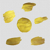 Golden Blots Set
