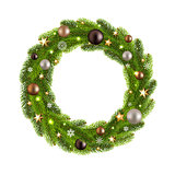Christmas Wreath With Ball