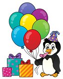 Party penguin topic image 1