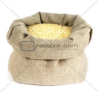 a bag of rice