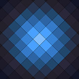 blue and grey checkered background pattern