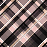 Pink black and grey checkered background pattern