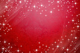 dark red background with sequins design